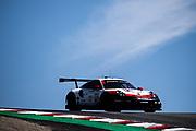 September 13-15, 2019: IMSA Weathertech Series, Laguna Seca. #912 Porsche GT Team Porsche 911 RSR, GTLM: Earl Bamber, Laurens Vanthoor