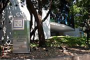 Belo Horzonte_MG, Brasil. ..Museu Abilio Barreto em Belo Horizonte...The Abilio Barreto museum in Belo Horizonte...Foto: LEO DRUMOND / NITRO