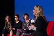 Beatriz Acevedo, Founder and President, MiTu, Maiah Ocando, Actress, Julie Ann Crommett, Google, and Jennifer Jolly, Journalist