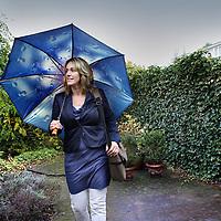 Nederland, Amstelveen, 27 oktober 2010..ZZp-er in Marketing Miranda Brugman..Foto:Jean-Pierre Jans