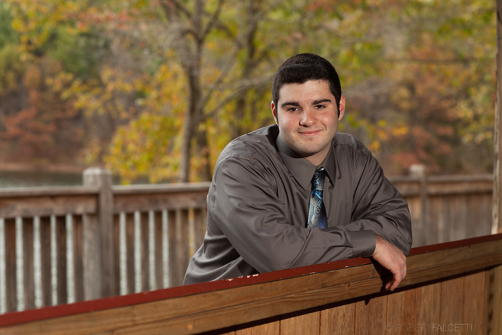 Zach Caponnegro senior pictures