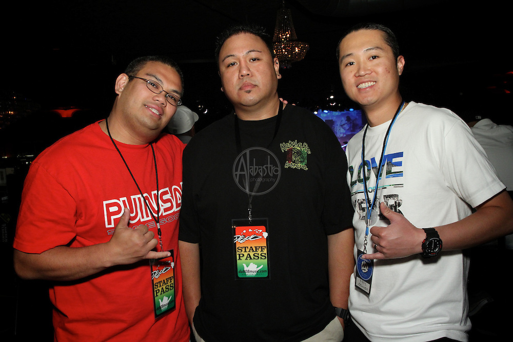 High Life at SummerFest12 by da808 Music & Rajahdat at the ShowBox.