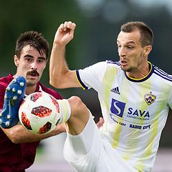 20180902: SLO, Football - Prva liga Telekom Slovenije 2018/19, NK Triglav vs NK Maribor