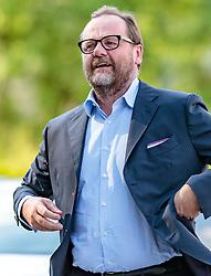 22.04.2018, Wahlzentrum, Salzburg, AUT, Salzburger Landtagswahl, im Bild NEOS Spitzenkandidat Sepp Schellhorn // during the Salzburg state election 2018 in the election center in Salzburg, Austria on 2018/04/22. EXPA Pictures © 2018, PhotoCredit: EXPA/ JFK