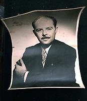 photo print of Dad, Joesph Franken