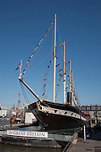SS Great Britain passenger steamship, designed by Isambard Kingdom Brunel, Bristol, UK