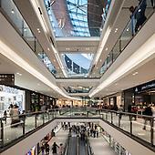 La Fira Shopping Centre in Reus, Tarragona by Metrovacesa & L35