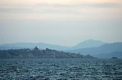 ITALY GENOA 22OCT08 - Strait of Bonifacio coastline of Sardinia, Italy...jre/Photo by Jiri Rezac..© Jiri Rezac 2008..Contact: +44 (0) 7050 110 417.Mobile:  +44 (0) 7801 337 683.Office:  +44 (0) 20 8968 9635..Email:   jiri@jirirezac.com.Web:    www.jirirezac.com..All images © Jiri Rezac 2008. All rights reserved.