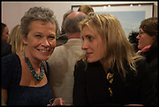 JANIE SCALA; CAMILLA ALEXANDRA;  , Mim Scala, In Motion, private view. Eleven. Eccleston st. London. 9 October 2014.