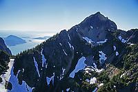 Mountain Peak, Coastal Mountains