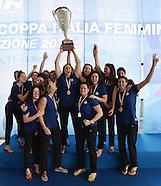 PREMIAZIONI Final Six Ostia 2016