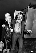 Pala Yates and Lee Brilleaux, - The Loch Lomond Rock Festival 1979