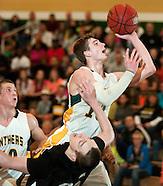 Ft. Zumwalt South HS vs Ft. Zumwalt North HS boys' basketball