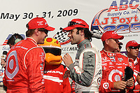 Scott Dixon, Dario Franchitti, Indy Car Series