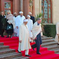 Prince Charles and Camilla visits London Dawoodi Bohra Mosque