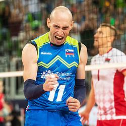 20190912: SLO, Volleyball - CEV Eurovolley 2019, Slovenia vs Belarus