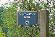 Beacon Rock, Beacon Rock State Park, Washington