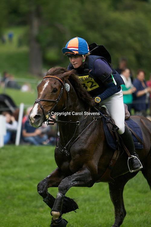 Equi-Trek Bramham International Horse Trials 2012  CIC3*<br /> Elaine Pen and Vira (NED)