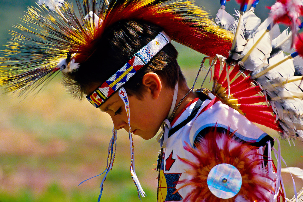 Native American Powwow, The Fort, Morrison, Colorado USA