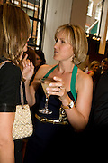 TRINNY WOODALL; SANTA PALMER-TOMPKINSON; , Book launch party for  Sashenka, a romantic novel set in St Petersburg following a society girl who becomes involved with the Communist Party. By Simon Sebag-Montefiore. Asprey. New Bond St. London. 1 July 2008.  *** Local Caption *** -DO NOT ARCHIVE-© Copyright Photograph by Dafydd Jones. 248 Clapham Rd. London SW9 0PZ. Tel 0207 820 0771. www.dafjones.com.