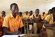 Linda Zong is a student at Tonga Junior High School in Talensi Nabdam, Ghana.
