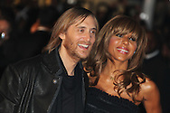 CANNES, FRANCE - JANUARY 22:  David Guetta and Cathy Guetta attend the NRJ Music Awards 2011 on January 22, 2011 in Cannes, France.  (Photo by Tony Barson/WireImage)