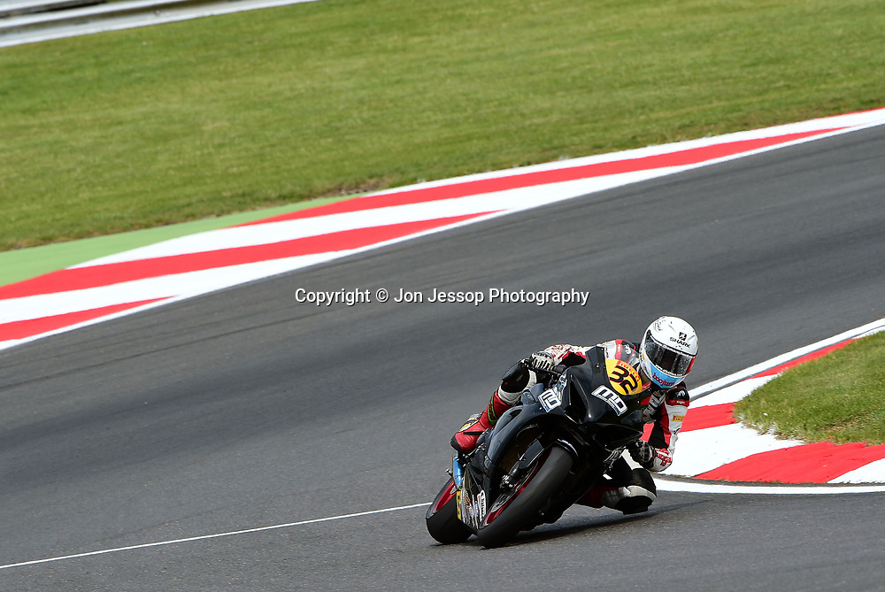 #32 Carl Phillips Lisburn MD Racing Suzuki Pirelli National Superstock 1000 Championship