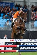 Merel Blom (NED) & Rumour Has It NOP - Jumping - Longines FEI European Eventing Chamionship 2015 - Blair Athol, Scotland - 13 September 2015