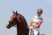 Emmelie Scholtens - Sir Royal<br /> Pavo Cup 2010<br /> © DigiShots