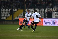 Vercelli v Novara - 03 Nov 2018