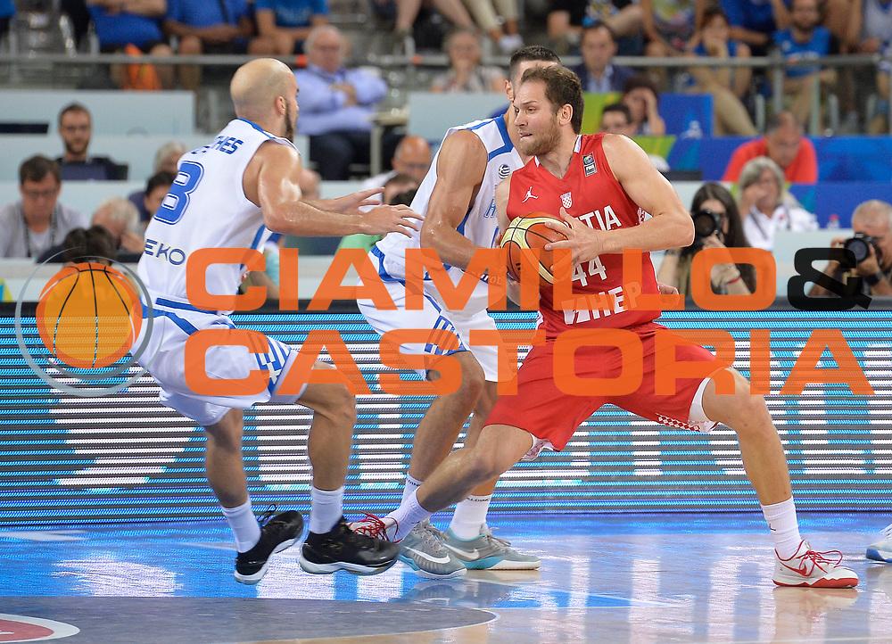 DESCRIZIONE: Torino FIBA Olympic Qualifying Tournament Grecia Croazia<br /> GIOCATORE: Bogdanovic Bojan<br /> CATEGORIA: CROATIA CROAZIA<br /> GARA: FIBA Olympic Qualifying Tournament Grecia-Croazia<br /> DATA: 08/07/2016<br /> AUTORE: Agenzia Ciamillo-Castoria