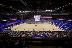 Dressage arena<br /> Grand Prix Freestyle<br /> FEI World Cup Dressage Final, Omaha 2017 <br /> © Hippo Foto - Dirk Caremans<br /> 01/04/2017