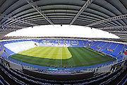 The Stadium bowl before the Sky Bet Championship match between Reading and Brighton and Hove Albion at the Madejski Stadium, Reading, England on 31 October 2015.