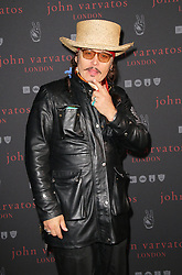 © Licensed to London News Pictures. 03/09/2014, UK. Adam Ant; Adam And the Ants, John Varvatos - Flagship European London store launch party, Conduit Street, London UK, 03 September 2014. Photo credit : Richard Goldschmidt/Piqtured/LNP