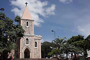 Sao Joaquim de Bicas_MG, Brasil.<br /> <br /> Igreja Matriz Sao Joaquim de Bicas em Sao Joaquim de Bicas, Minas Gerais.<br /> <br /> Sao Joaquim de Bicas mother church in Sao Joaquim de Bicas, Minas Gerais.<br /> <br /> Foto: BRUNO MAGALHAES / NITRO