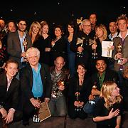 NLD/Bussum/20051212 - Uitreiking Gouden Beelden 2005,  alle prijswinnaars