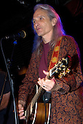 """Jimmie Dale Gilmore at the benefit for Jesse """"Guitar"""" Taylor at Antone's in Austin Texas, April 10, 2008."""