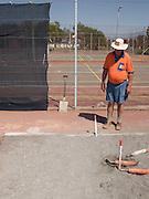 Jukskei, a traditionnal Afrikaner's game