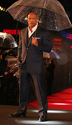 Dwayne Johnson during the film premiere, G.I.Joe - Retaliation, Empire Cinema, Leicester Sq, London, UK, 18 March, 2013. photo by: i-Images..