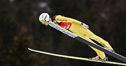 29.12.2011, Schattenbergschanze / Erdinger Arena, Oberstdorf, GER, 60. Vierschanzentournee, FIS Weldcup, Training, Ski Springen, im Bild David Winkler (GER) // David Winkler of Germany  during training at 60th Four-Hills-Tournament, FIS World Cup in Oberstdorf, Germany on 2011/12/29. EXPA Pictures © 2011, PhotoCredit: EXPA/ P.Rinderer
