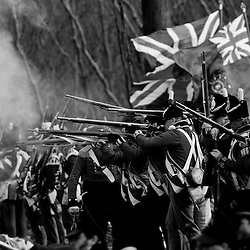 01-11-2015 Battle of New Orleans Re-Enactment