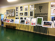 WARSAW, POLAND - APRIL 22: Photo Exhibition by Adam Nurkiewicz while Days of Photography 2016 at Photo School Complex (Zespol Szkol Fototechnicznych FotoSpokojna) on April 22, 2016 in Warsaw, Poland.<br /> <br /> Any editorial, commercial or promotional use requires written permission from the author of image.<br /> <br /> Adam Nurkiewicz declares that he has no rights to the image of people at the photographs of his authorship.<br /> <br /> Mandatory credit:<br /> Photo by &copy; Adam Nurkiewicz / Mediasport