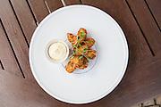 Crispy Cornish Squid, The Astor Grill
