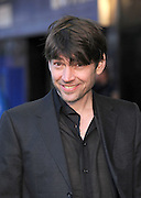 30.JANUARY.2011.  LONDON<br /> <br /> ALEX JAMES ATTENDS THE UK PREMIERE OF NEW FILM GNOMEO AND JULIET AT THE ODEON CINEMA, LEICESTER SQUARE.<br /> <br /> BYLINE MUST READ: EDBIMAGEARCHIVE.COM<br /> <br /> *THIS IMAGE IS STRICTLY FOR UK NEWSPAPERS AND MAGAZINES ONLY*<br /> *FOR WORLDWIDE SALES AND WEB USE PLEASE CONTACT EDBIMAGEARCHIVE - 0208 954 5968*
