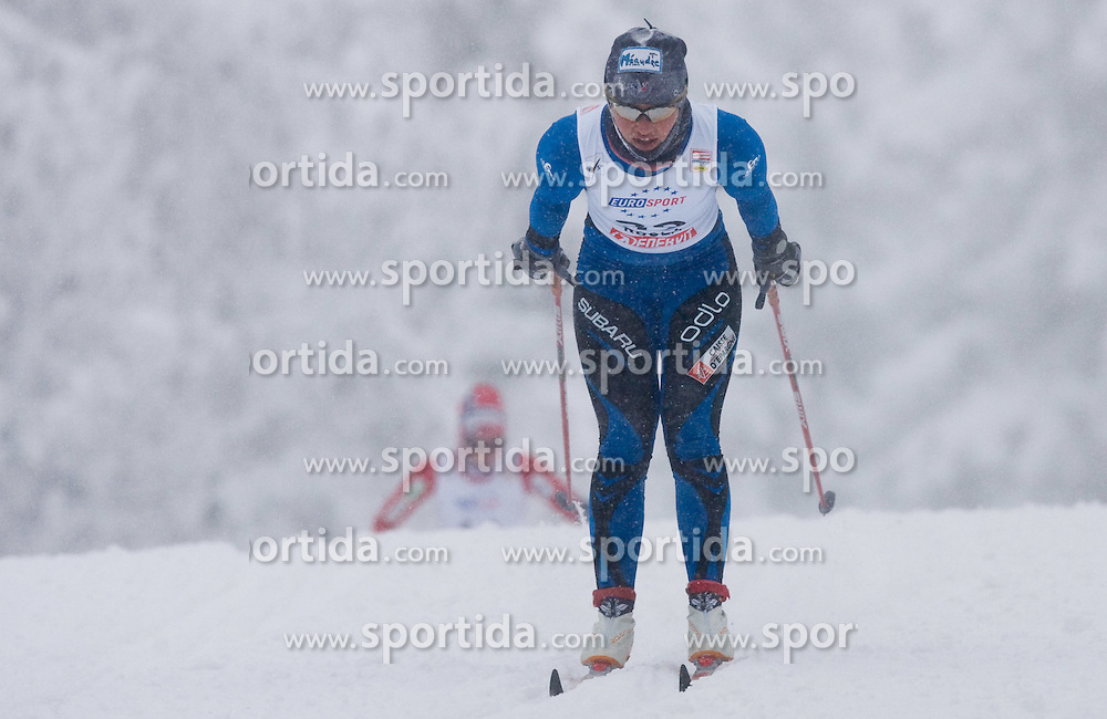 Manon Locatelli of France at Ladies 1.4 km Free Sprint Competition of Viessmann Cross Country FIS World Cup Rogla 2009, on December 19, 2009, in Rogla, Slovenia. (Photo by Vid Ponikvar / Sportida)