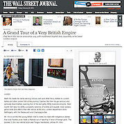HIX London for The Wall Street Journal