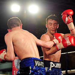 Lee Haskins vs Martin Ward