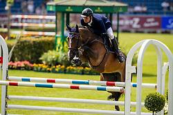 Balsinger Bryan, SUI, Dubai de Bois Pinchet<br /> CHIO Aachen 2019<br /> Weltfest des Pferdesports<br /> © Hippo Foto - Dirk Caremans<br /> Balsinger Bryan, SUI, Dubai de Bois Pinchet