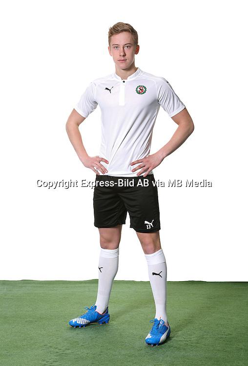 Jonathan Lundberg<br /> Helfigur<br /> @Leverans<br /> Allsvenskan 2016<br /> Fotboll