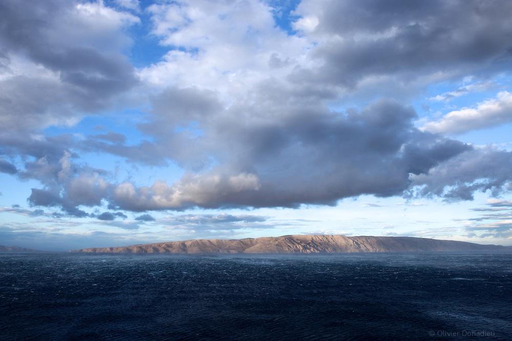 Seascape, Craotia. Paysage Marin, Croatie.
